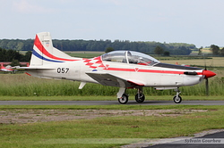 Pilatus PC-9M Croatia Air Force 057