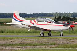 Pilatus PC-9M Croatia Air Force 059