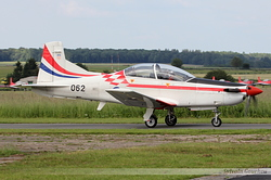 Pilatus PC-9M Croatia Air Force 062