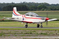 Pilatus PC-9M Croatia Air Force 069