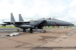 McDonnell Douglas F-15E Strike Eagle US Air Force 01-2003