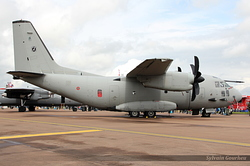 Alenia C-27J Spartan Italy Air Force 46-91