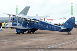 De Havilland DH-89A Dominie G-AGTM