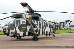 Westland Sea King HC4 Royal Navy ZE425
