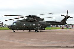 Agusta Westland EH-101 Merlin HC3A (Mk512) Royal Air Force ZJ990