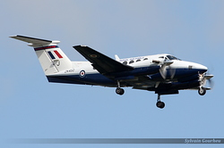 Raytheon B200 King Air Royal Air Force ZK450 / J