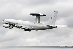Boeing E-3A Sentry (707-300) Luxembourg NATO LX-N90453