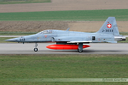 Northrop F-5E Tiger II Switzerland Air Force J-3033