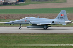 Northrop F-5E Tiger II Switzerland Air Force J-3097