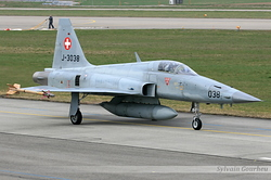 Northrop F-5E Tiger II Switzerland Air Force J-3038