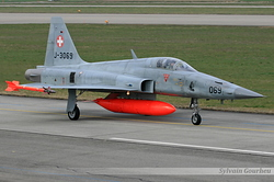 Northrop F-5E Tiger II Switzerland Air Force J-3069