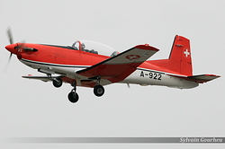 Pilatus PC-7 Switzerland Air Force A-922