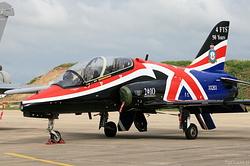 British Aerospace Hawk T.1A Royal Air Force XX263