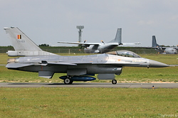 General Dynamics F-16A Fighting Falcon Belgium Air Force FA-103