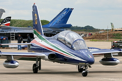 Aermacchi MB-339A Italy Air Force