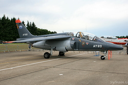 Dassault Alpha Jet + Belgium Air Force AT20