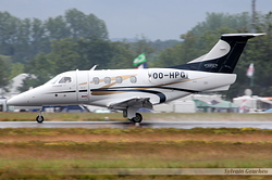 Embraer EMB-500 Phenom 100 Capital Aircraft Group OO-HPG