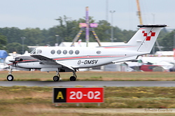 Beech Super King Air 200GT G-OMSV