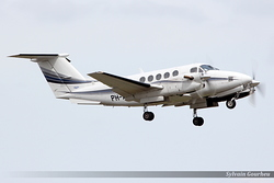 Beech Super King Air 300 Air Charters Europe PH-ACE