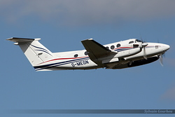 Beech B200 Super King Air G-MEGN