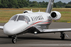 Cessna 525B CitationJet CJ3 E-Aviation D-CHIO