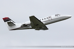 Cessna 550 Citation II F-HBMR