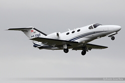 Cessna 510 Citation Mustang OE-FWF