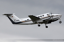 Beech B200 Super King Air D-IANA