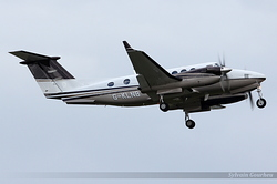 Beech 300 Super King Air 350 G-KLNB