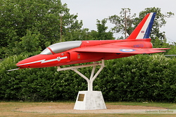 Hawker Siddeley Gnat T1 Royal Air Force XM693