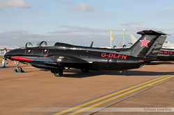 Aero L-29 Delfin Red Star Rebels G-DLFN