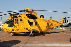 Westland Sea King HAR3 Royal Air Force ZA105