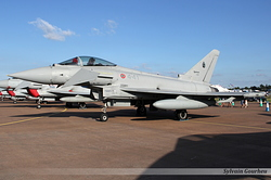 Eurofighter EF-2000 Typhoon Italy Air Force MM7299 / 4-41