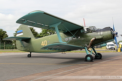 Antonov An-2T Estonia Air Force 40