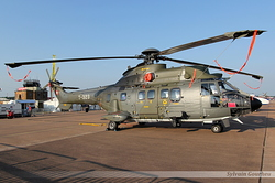 Aerospatiale AS332M-1 Super Puma Swiss Air Force T-323