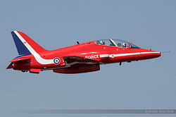 British Aerospace Hawk T1 Royal Air Force XX245