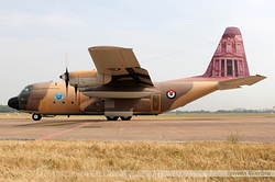Lockheed C-130H Hercules Royal Jordanian Air Force 345