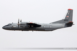 Antonov An-26 Hungary Air Force 603