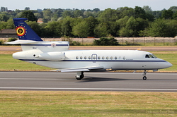 Dassault Falcon 900B Belgium Air Force CD-01
