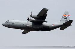Lockheed C-130H-30 Hercules Netherlands Air Force G-273