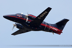 British Aerospace BAe-3100 Jetstream 31 BAE Systems G-BWWW