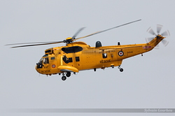 Westland Sea King HAR3 Royal Air Force ZH542