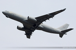 Airbus A330-243MRTT Royal Air Force ZZ333 / G-VYGD