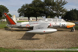 Fouga CM-175 Zephyr Marine Nationale 30