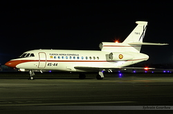 Dassault Falcon 900B Spanish Air Force T.18-5 / 45-44