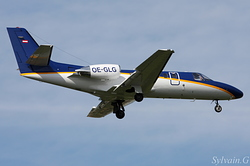 Cessna 550B Citation Bravo Airlink Luftverkehrs OE-GLG