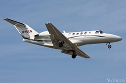Cessna 525A CitationJet CJ2 Windrose Air Charter D-ISCO