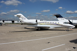 Cessna 750 Citation X N373AB