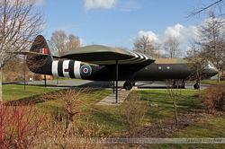 Airspeed AS.51 Horsa Royal Air Force PF800