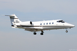 Gates Learjet 55 M-TNTJ